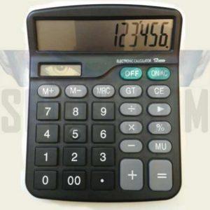 Micro registratore vocale spia nascosto in Calcolatrice