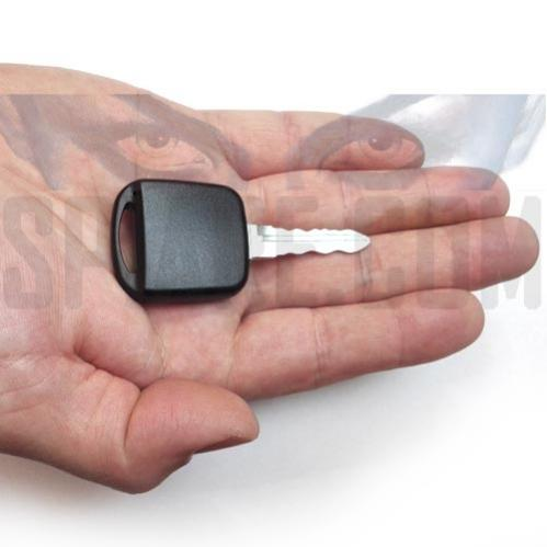 Microspia Registratore Audio nascosta in Chiave Automobile